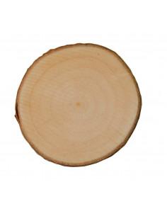 Knutsel houtplakjes groot