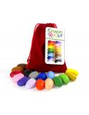Crayon rocks 16 stuks
