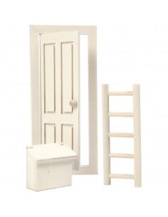 Kabouter deurtje