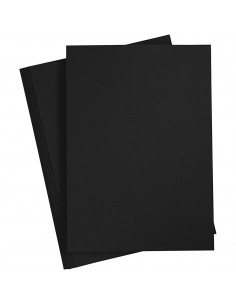 Zwart karton