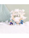 Wintertafel nins set