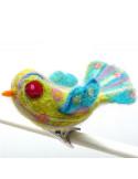Viltpakket vogel clip