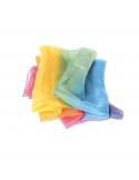 Sarah's Silks speeldoek regenboog
