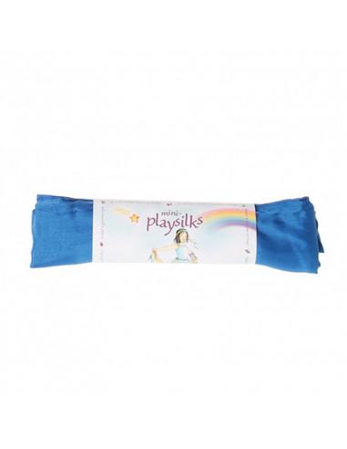 Sarah's silks speeldoek blauw mini