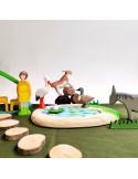 Gras groot Bumbu Toys